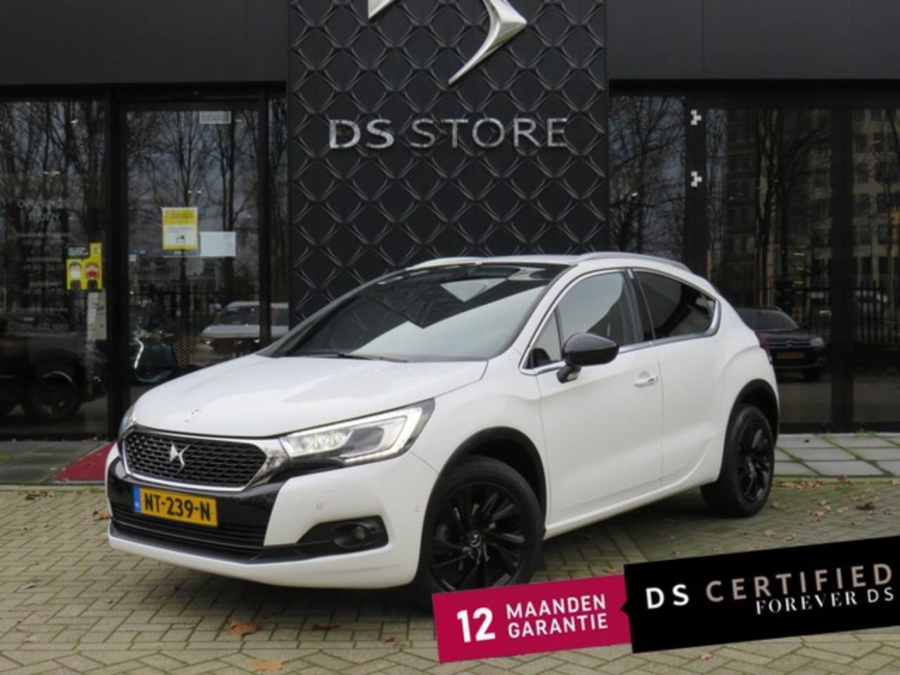 Ds DS 4 CROSSBACK BlueHDi Automaat | Navigatie | Full LED | DENON