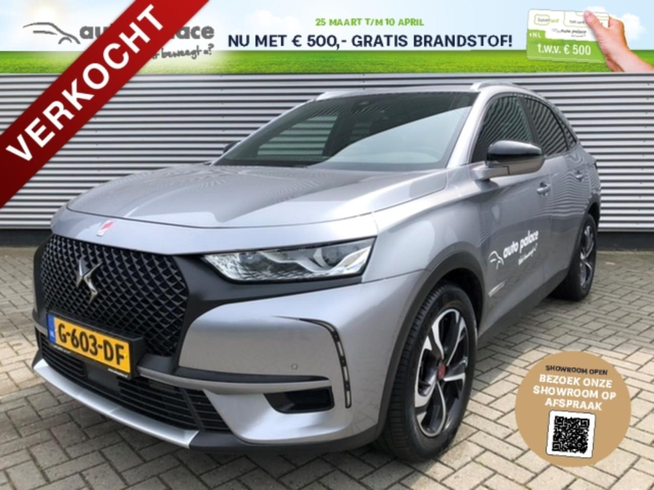 Ds Ds 7 Crossback 180pk Business | Alcantara | Automaat | Focal | NA
