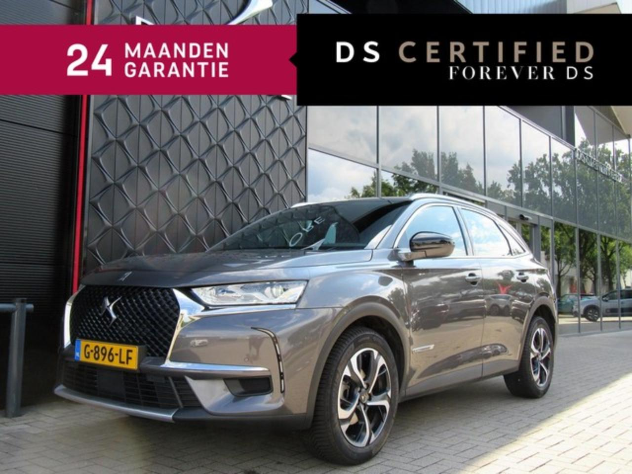 Ds DS 7 Crossback 180PK AUTOMAAT/CARPLAYNAVI + iPHONE SE/PDC V+A+CAM