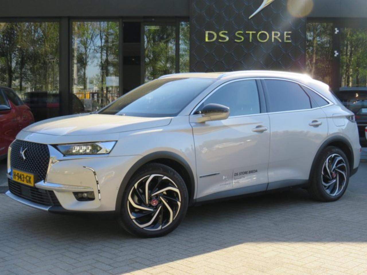 Ds DS 7 Crossback E-Tense 4x4 Grand Chic Full Options | Massagestoel