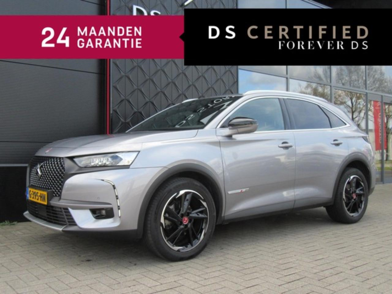 Ds Ds 7 Crossback Puretech 130pk Performance Line NAV/LED/STOELVERW.