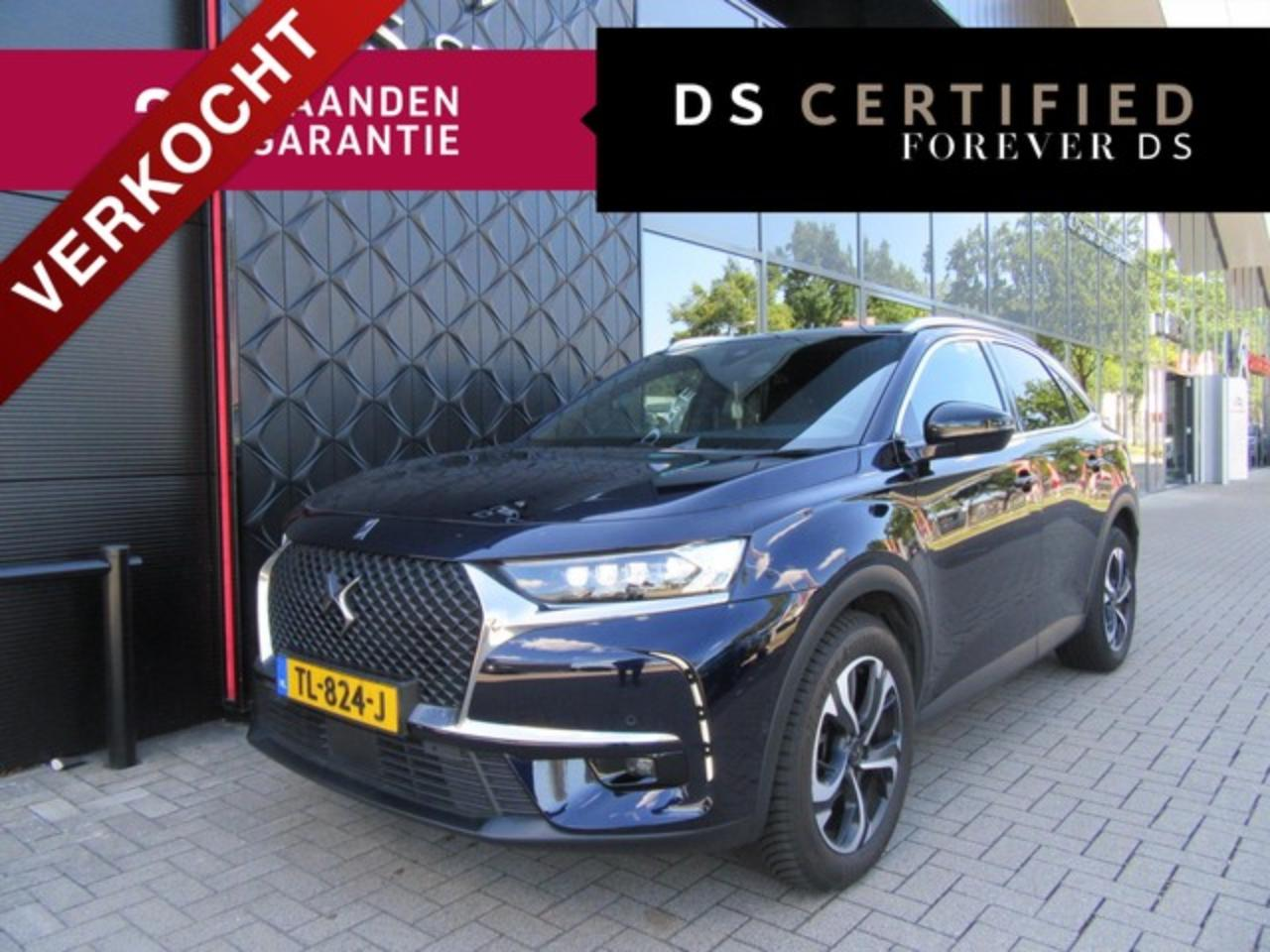 Ds Ds 7 Crossback 180 PK business automaat Led, adapt. cruise, enz.
