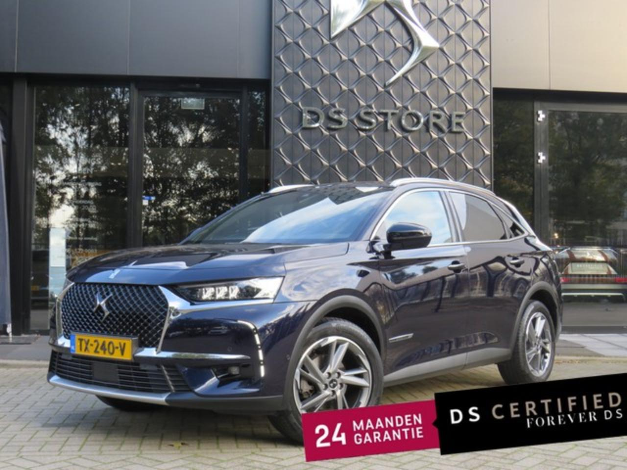 Ds Ds 7 Crossback 225pk PureTech So Chic Opera Leder | Panoramadak |