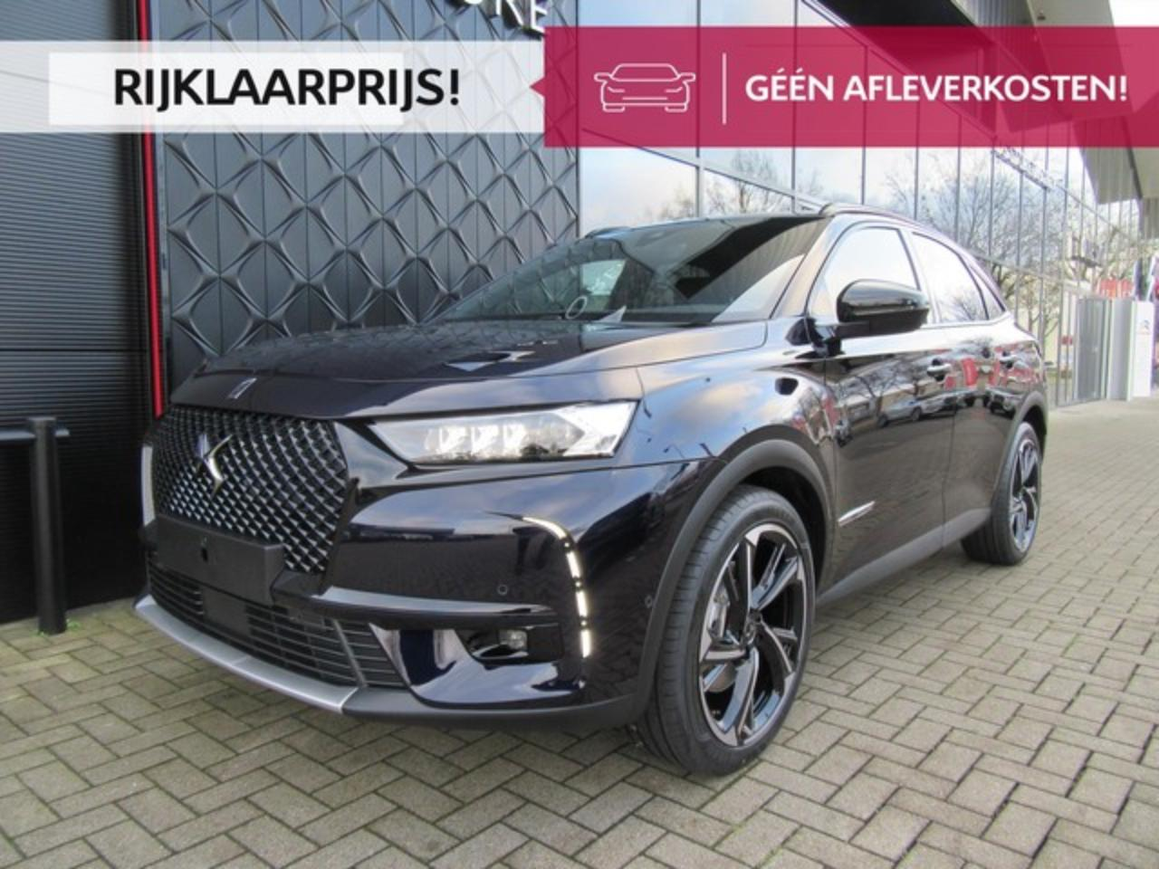 Ds Ds 7 Crossback E-TENSE 225PK AUTOMAAT/LOUVRE/LIMITED EDITION!/NIE