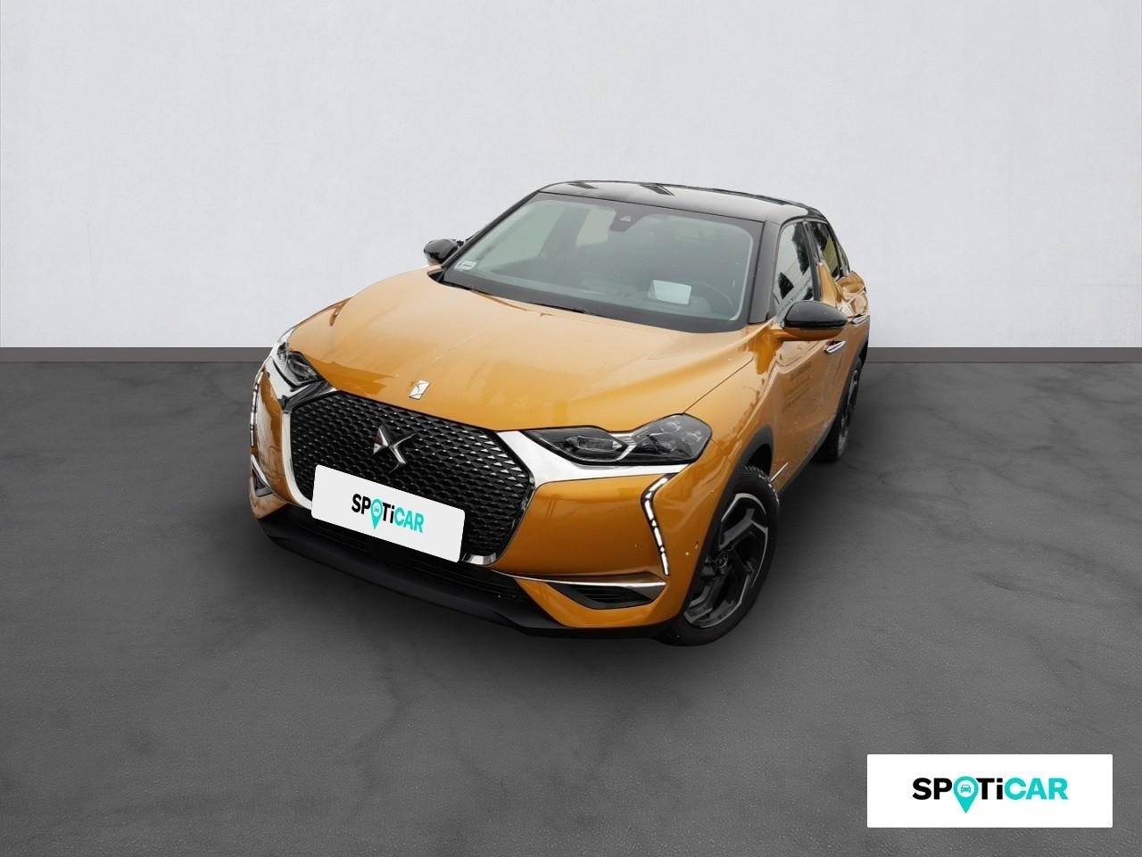 Ds DS 3 Crossback 1.2 PureTech Grand Chic