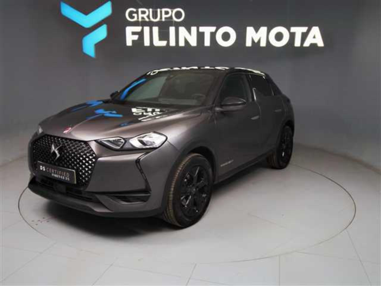 Ds DS 3 Crossback CB 1.2 PureTech Performance Line EAT8
