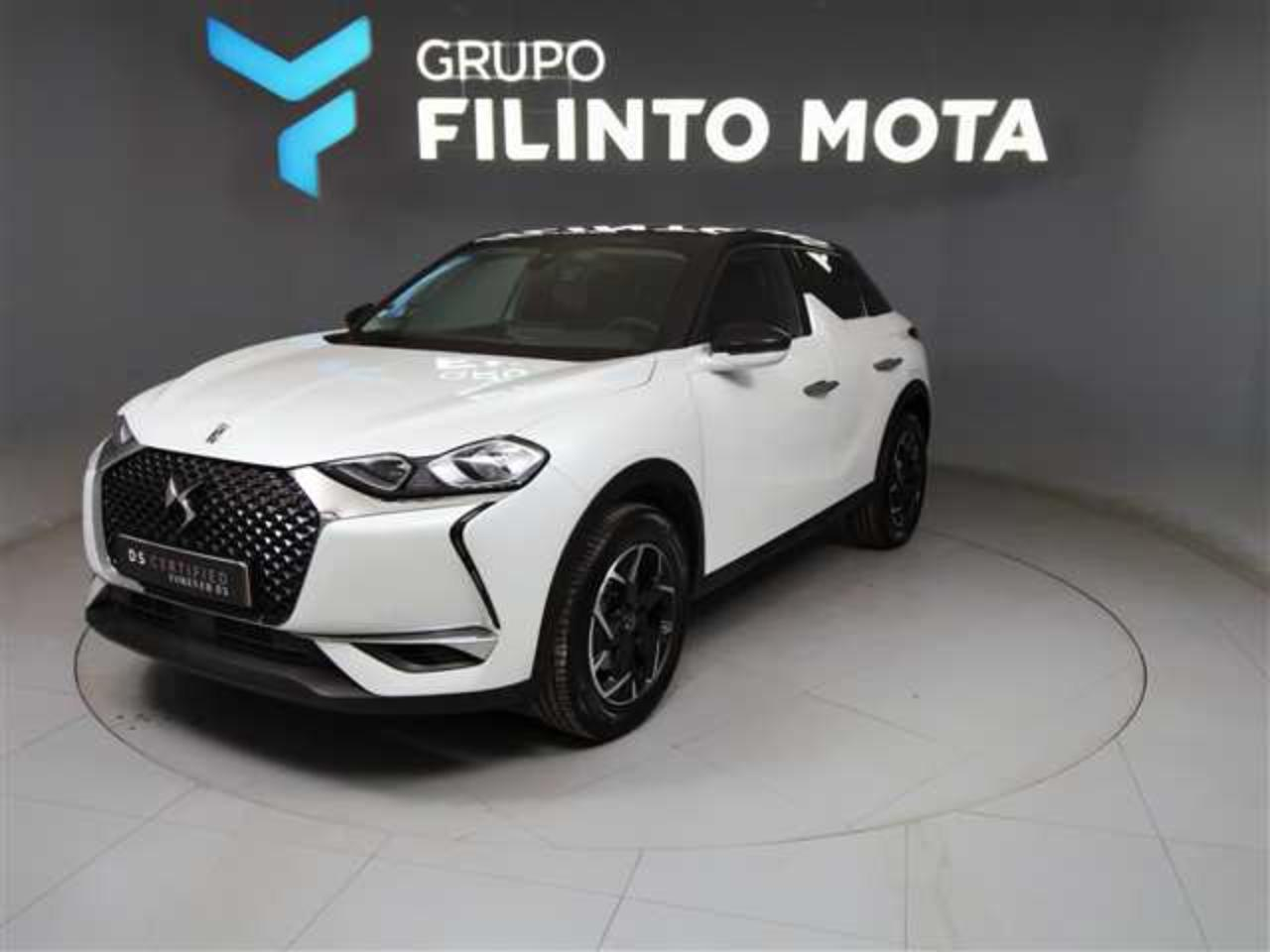 Ds DS 3 Crossback CB 1.2 PureTech So Chic EAT8
