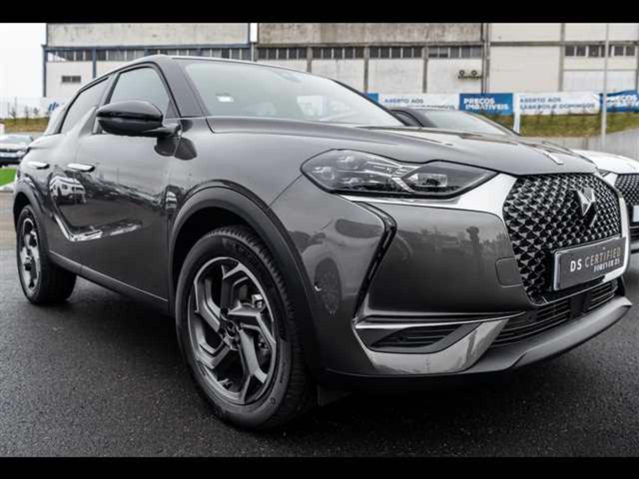 Ds DS 3 Crossback CB 1.2 PureTech Grand Chic EAT8