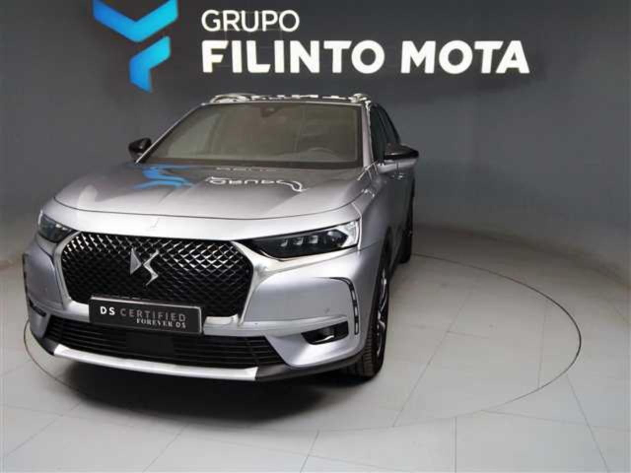 Ds DS 7 Crossback DS7 CB 2.0 BlueHDi Grand Chic EAT8