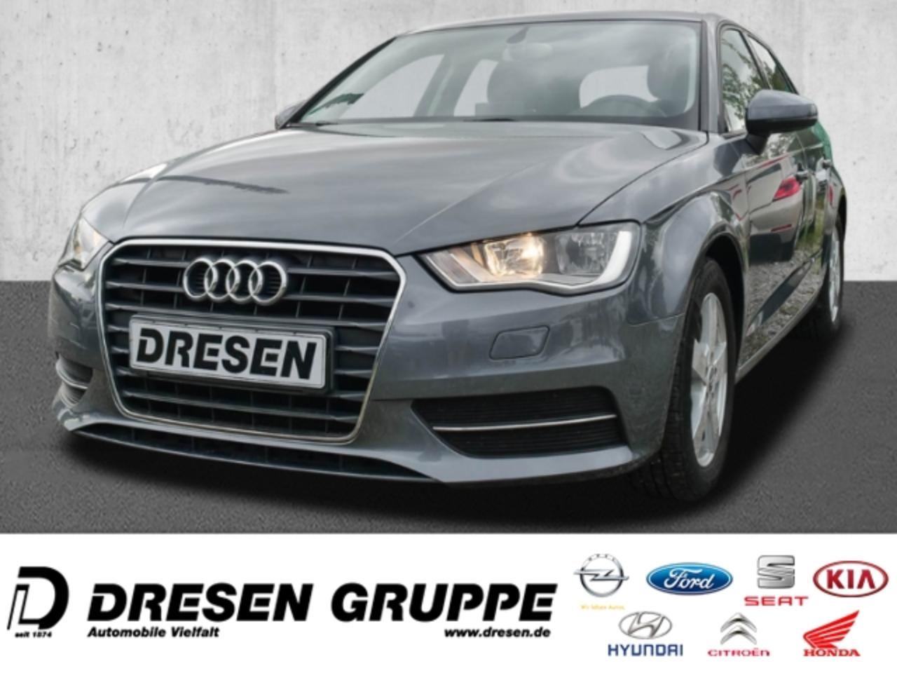 Audi A3 Sportback Attraction Klima+PDC+Freisprecheinrichtu