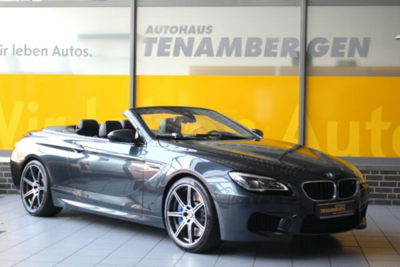 Bmw 6er M M6 Cabrio Competition M-Drivers-Package H&K