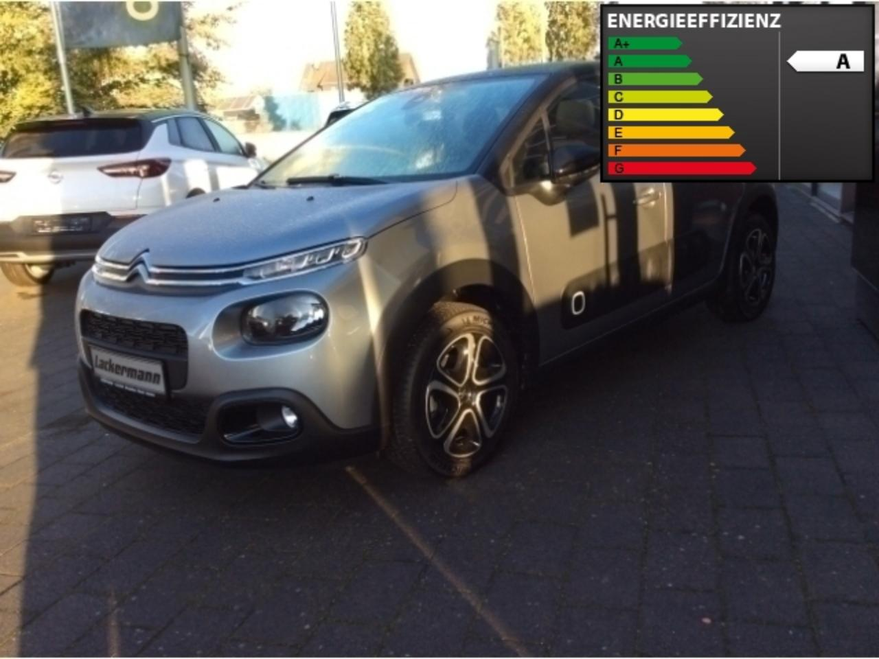 Citroën C3 Shine AirBump, Navi, PDC, Klima, Touchscreen