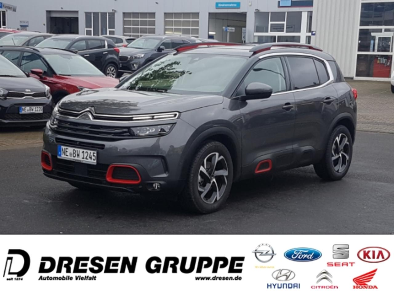 Citroën C5 Aircross Shine 2.0 BlueHDi 180 EU6d-T LED Navi Keyless Fern
