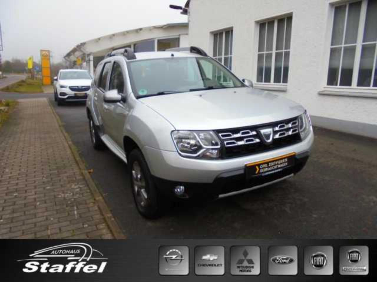 Dacia Duster 1.6 16V 105 4x4 Celebration