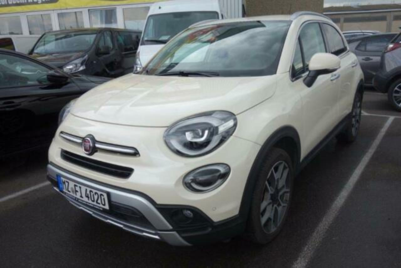 Fiat 500X 500 X Cross 150PS DCT - Leder, LED, BeatsAudio