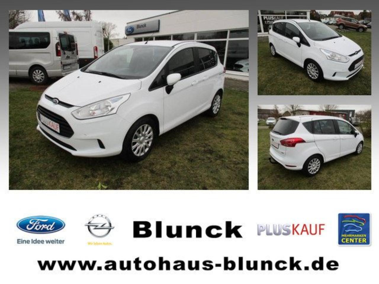 Ford B-Max TREND 100 PS