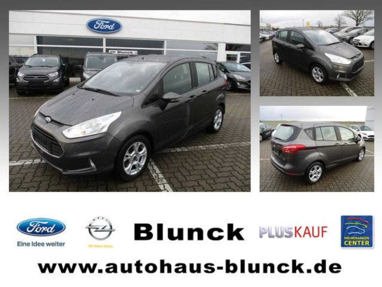 Ford B-Max SYNC EDITION 1.0L 100PS