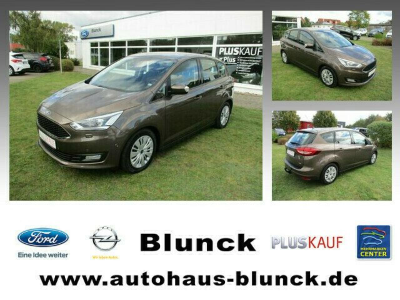 Ford C-Max BUSINESS EDITION 1,5L 150PS AUTOMATIK