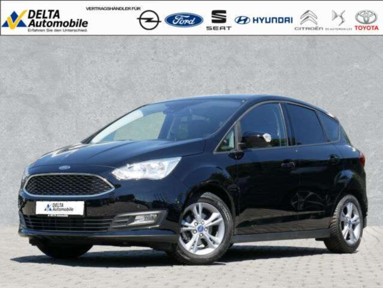 Ford C-Max Cool&Connect Navi PDC Allwetter Kamera