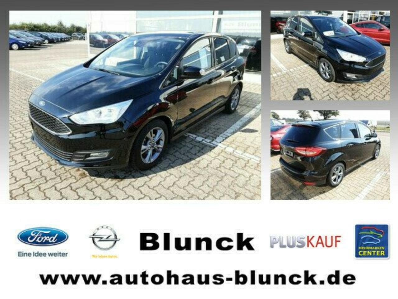 Ford C-Max COOL & CONNECT 1.0L 125PS