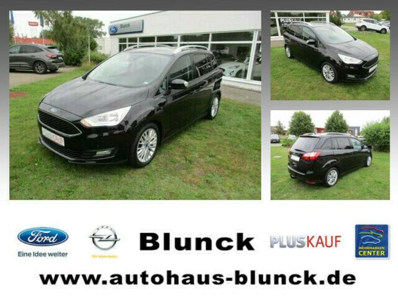 Ford C-Max Grand Business 2,0 L 150PS