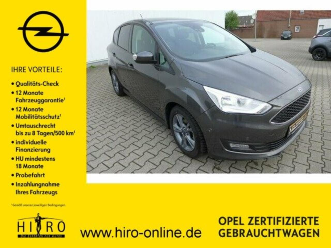 Ford C-Max Cool&Connect Navi/Klima/Sitzhzg./BC/NSW