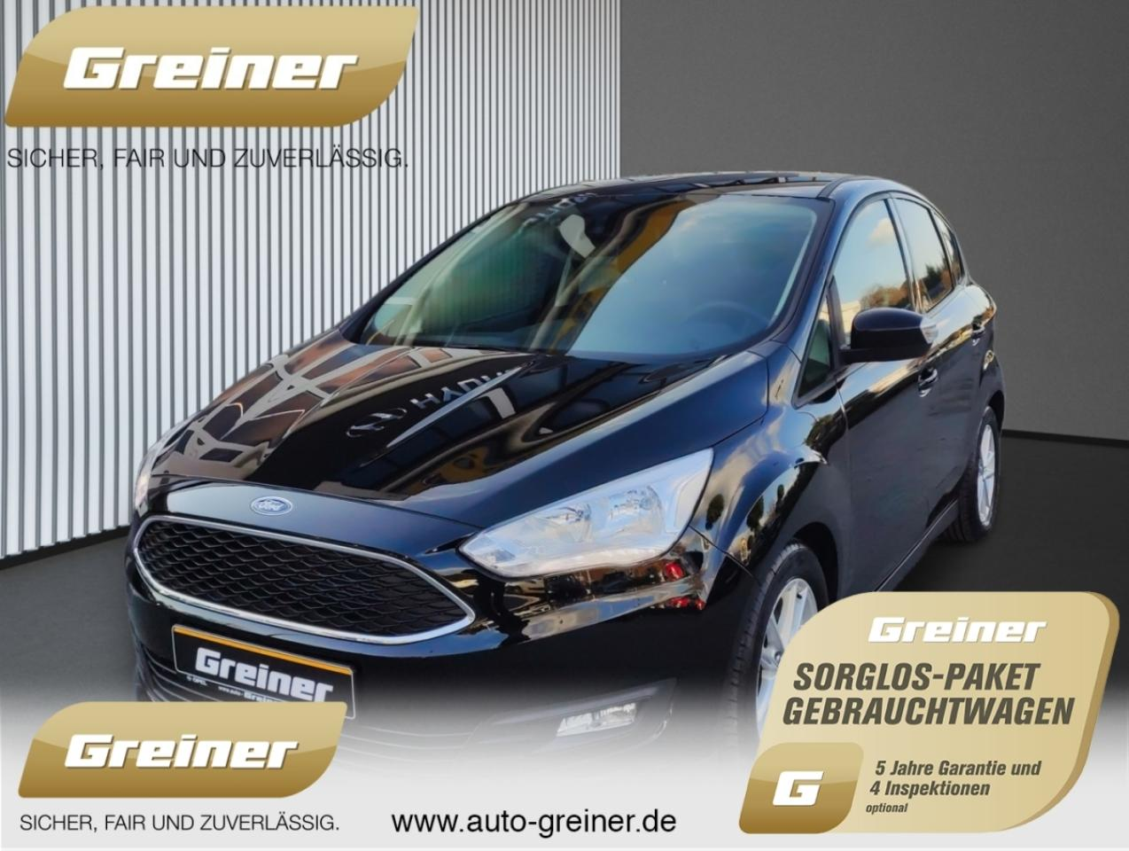 Ford C-Max 1.5 Cool & Connect SHZ PDC KLIMAAUTO
