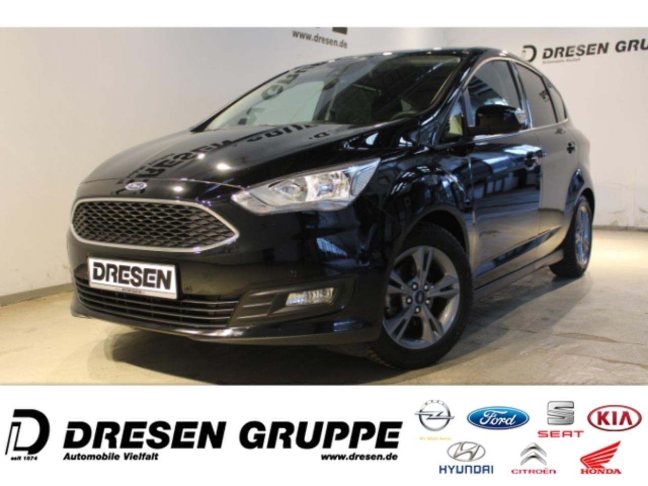 Ford C-Max Cool&Connect 1.0 EcoBoost Allwetterreifen+Navi+Ruc