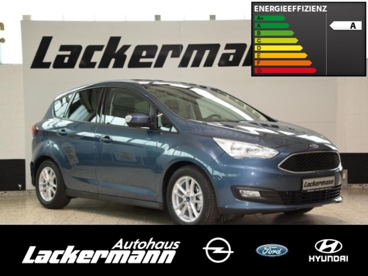 Ford C-Max Cool&Connect 1.0 EcoBoost Navi Parklenkass. Ruckfa