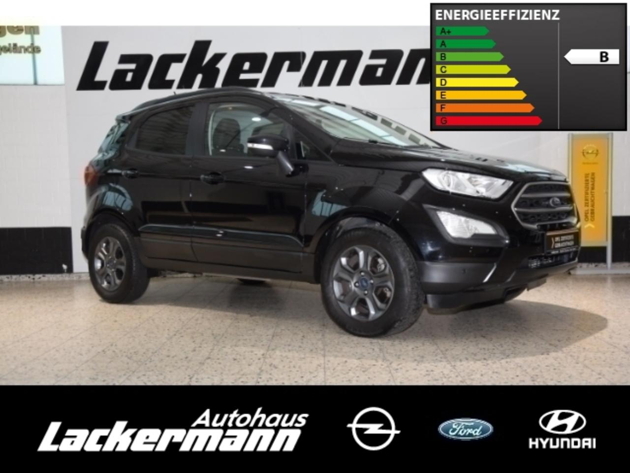 Ford Ecosport Cool&Connect 1.0 EcoBoost PDCv+h LED-Tagfahrlicht