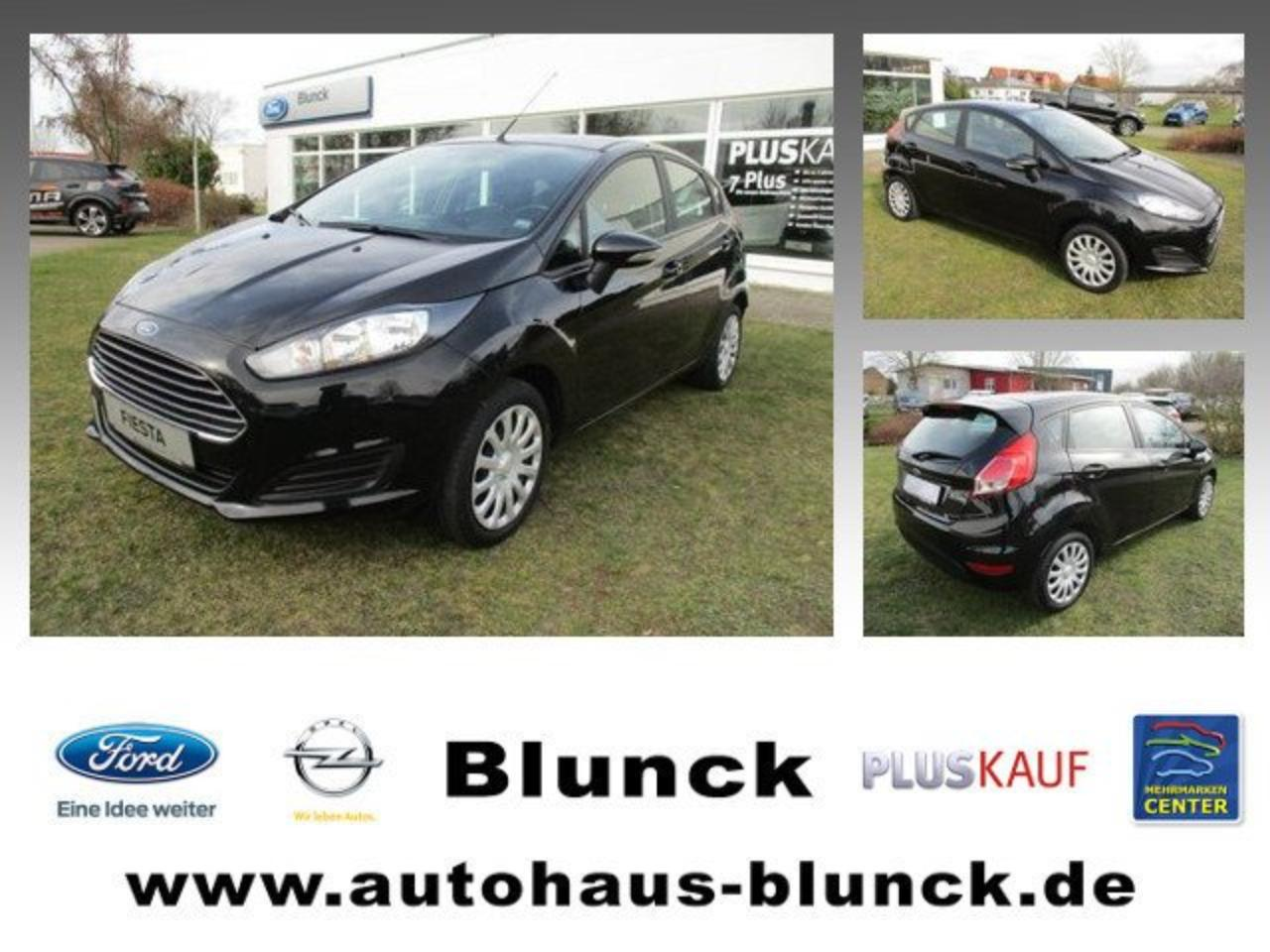 Ford Fiesta TREND 5-TG 82PS