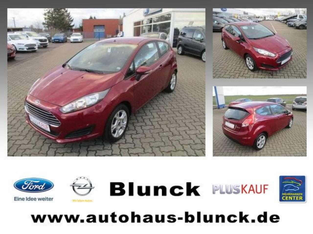 Ford Fiesta SYNC EDITION 3tg 82 PS