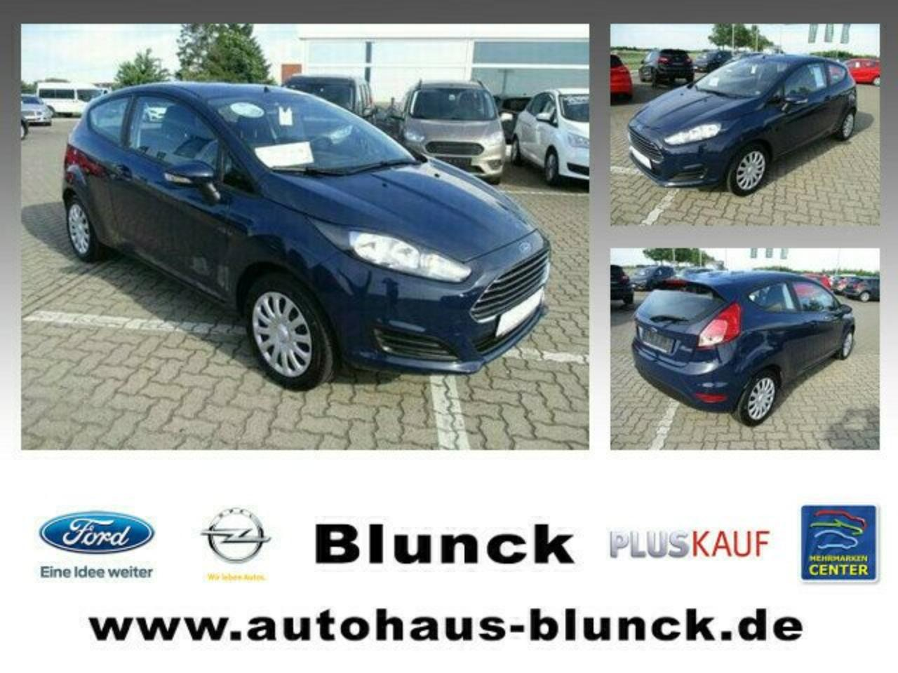 Ford Fiesta TREND 3-turig 60 PS