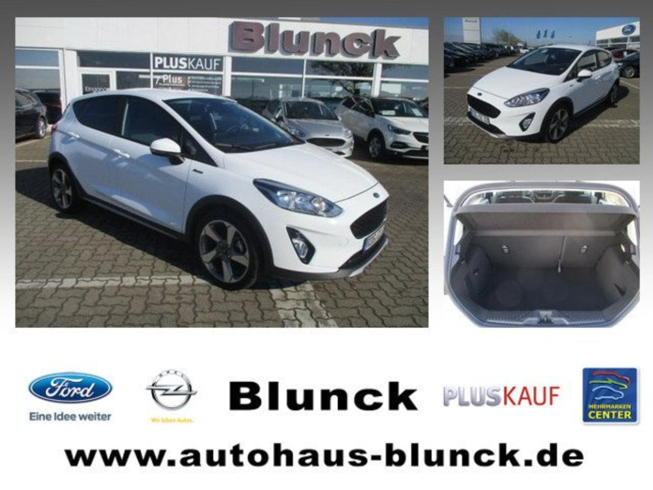 Ford Fiesta ACTIVE 5D 1,0L 100PS