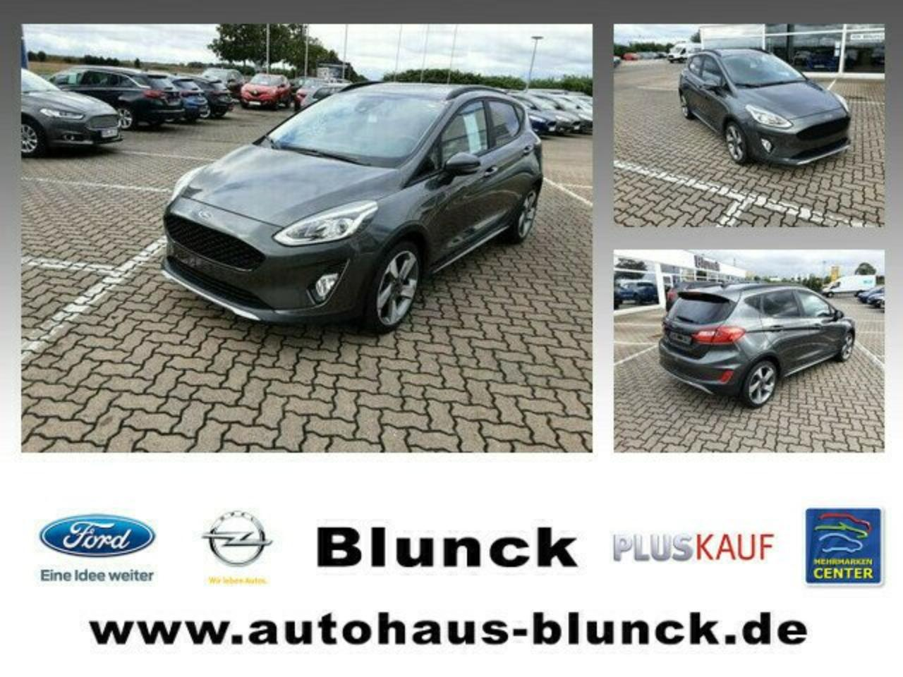 Ford Fiesta ACTIVE 5-TG AUTOMATIK