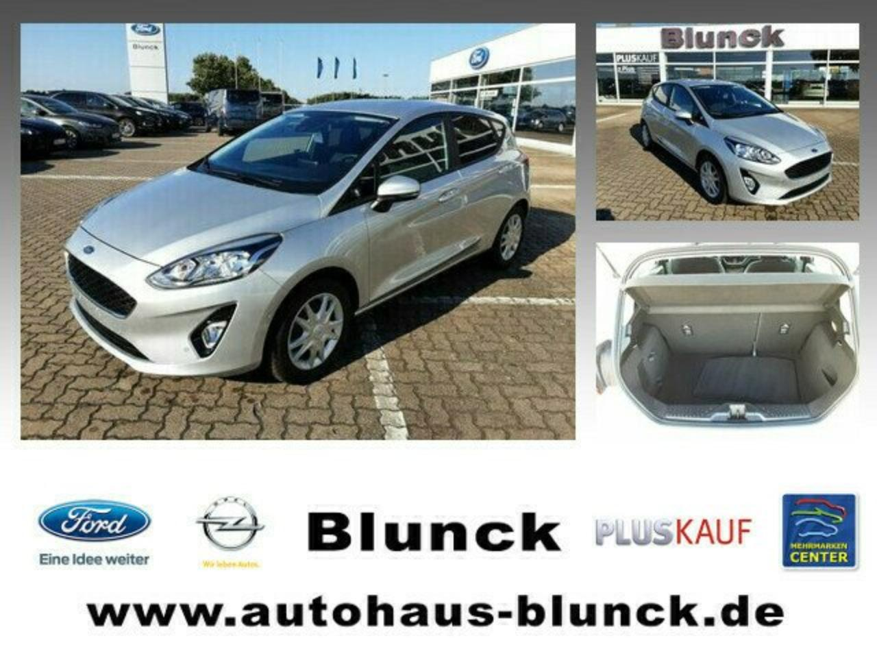 Ford Fiesta Cool & Connect 5-turig 100 PS