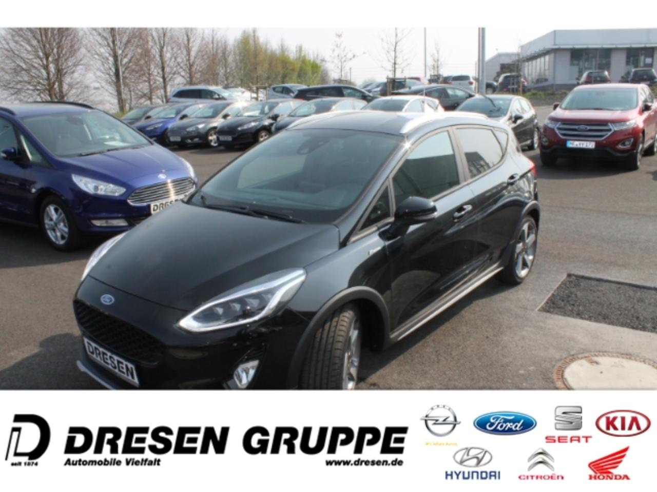 Ford Fiesta Active Plus 1.0 Navi+LED+Tempomat+Kamera
