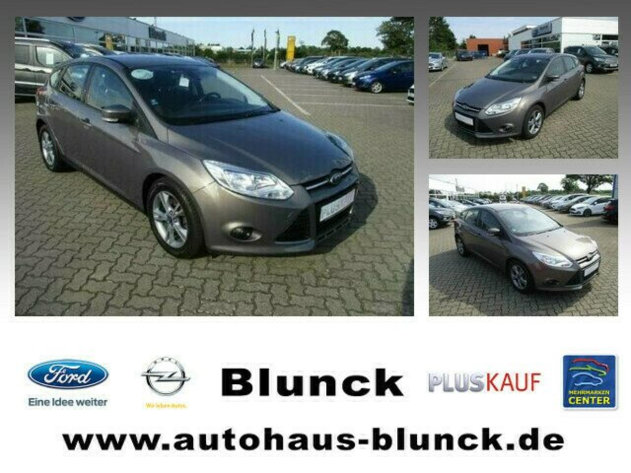 Ford Focus Sync Edition 1.6l 150 PS