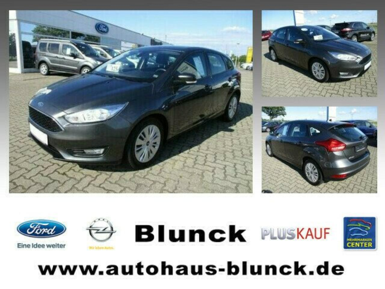 Ford Focus BUSINESS 1.0L 100 PS 5-TG