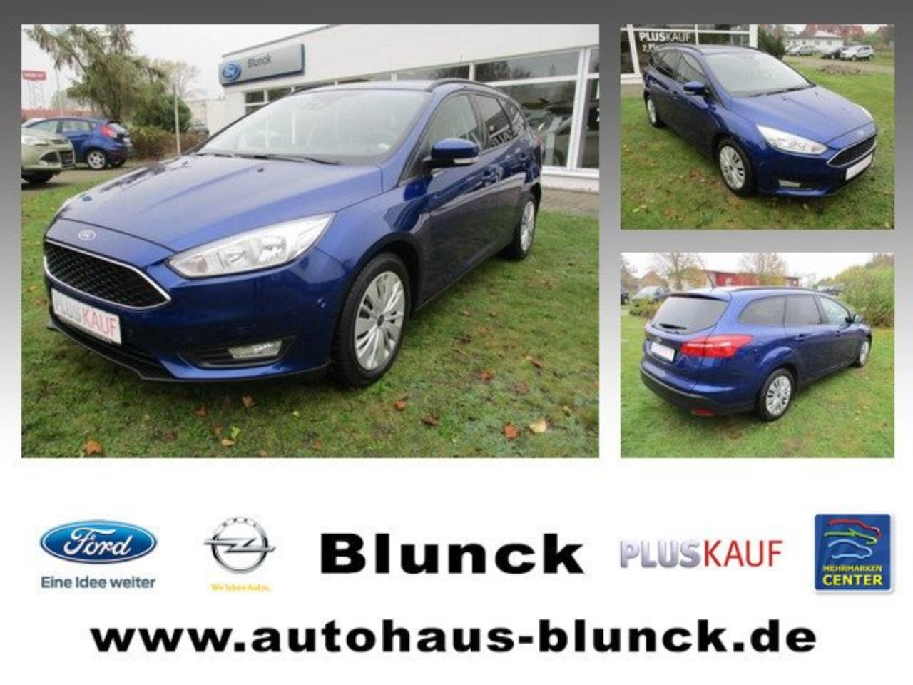 Ford Focus Business Turnier 1.0 l 100 PS
