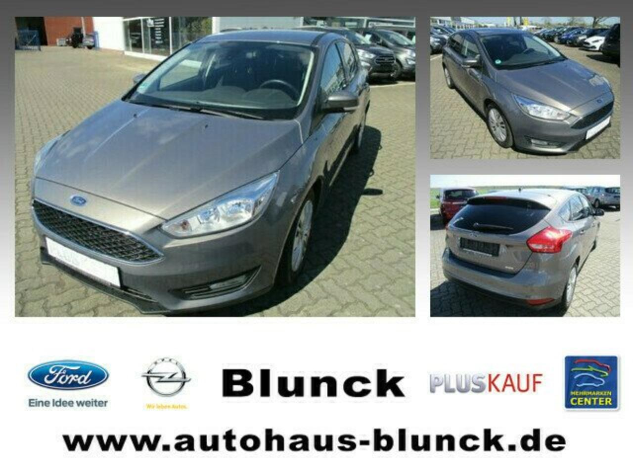 Ford Focus 5D BUSINESS 1.0L 125PS