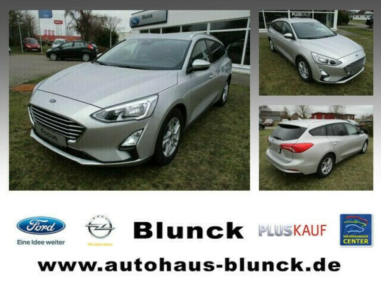Ford Focus Cool & Connect Turnier 125 PS