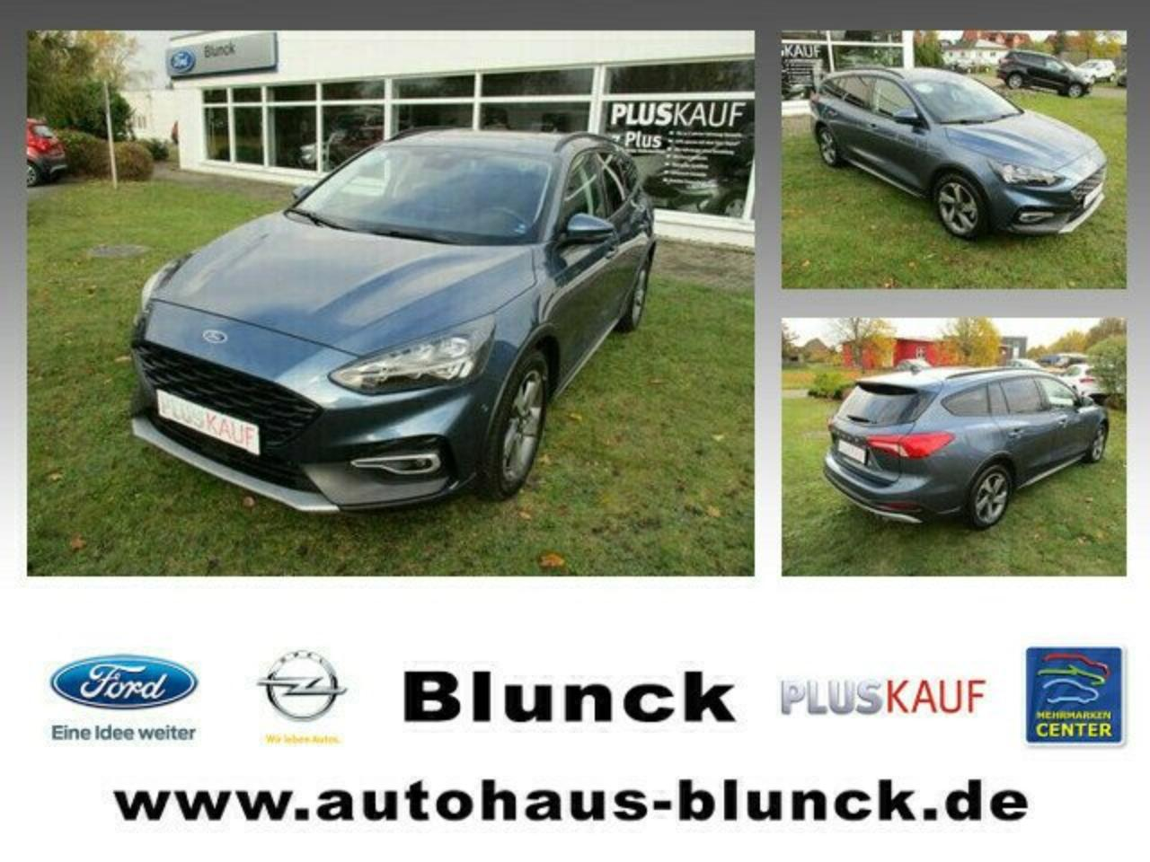Ford Focus ACTIVE TURNIER 1.0L 125 PS