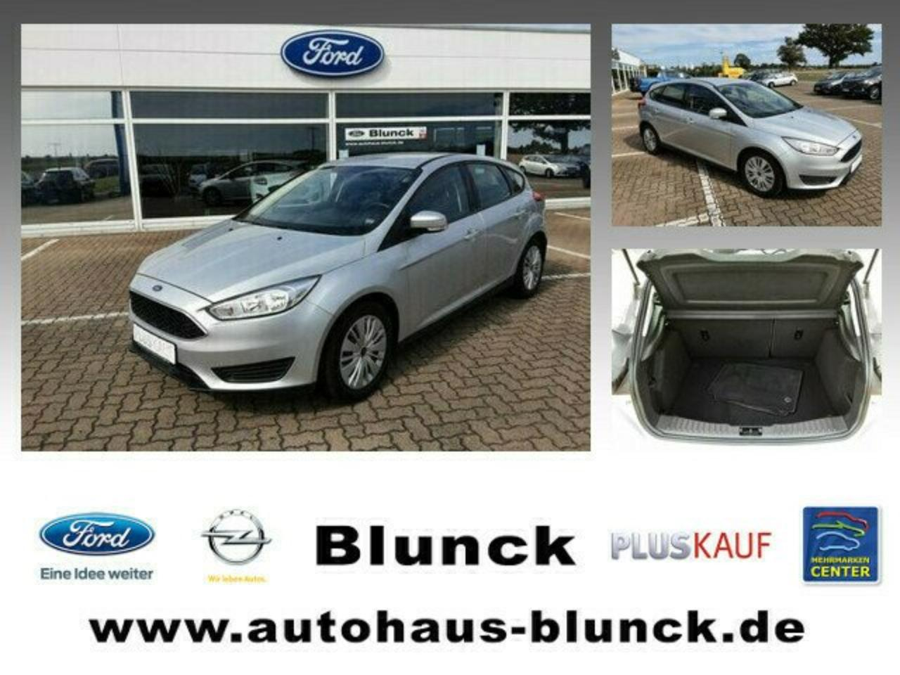 Ford Focus TREND 1.0L 100PS 5-TG