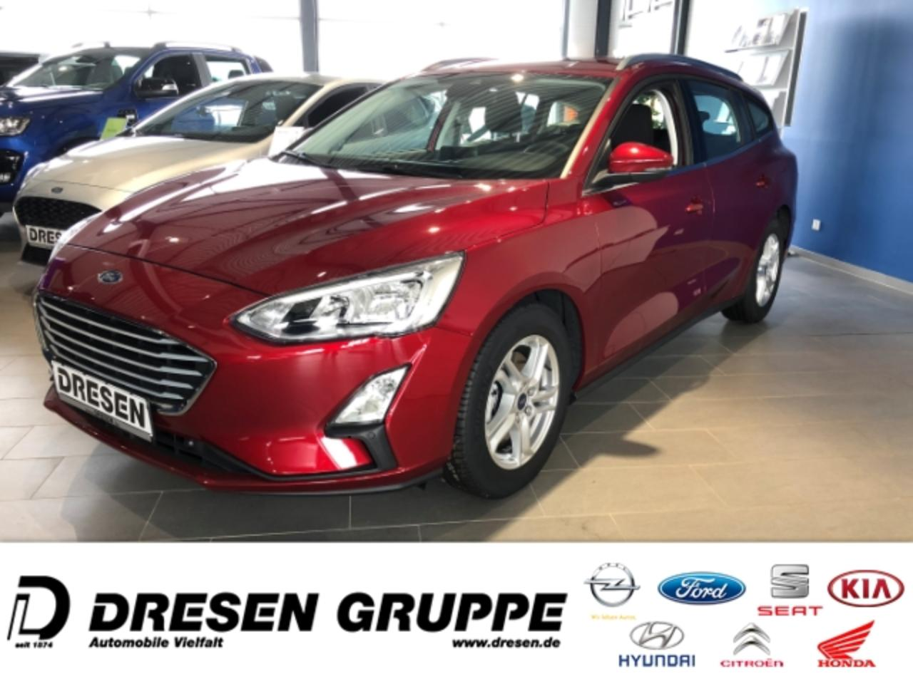 Ford Focus Turnier Cool&Connect 1.0 Navi+PDC+Telefon