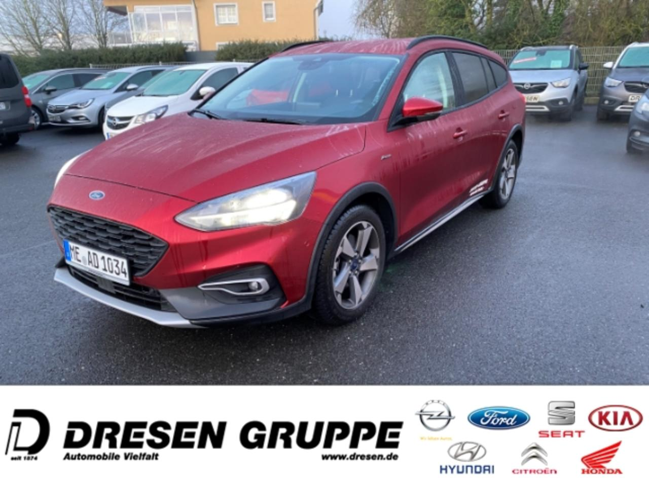 Ford Focus Turnier Active 1.5 Navi+DAB+Kamera+LED