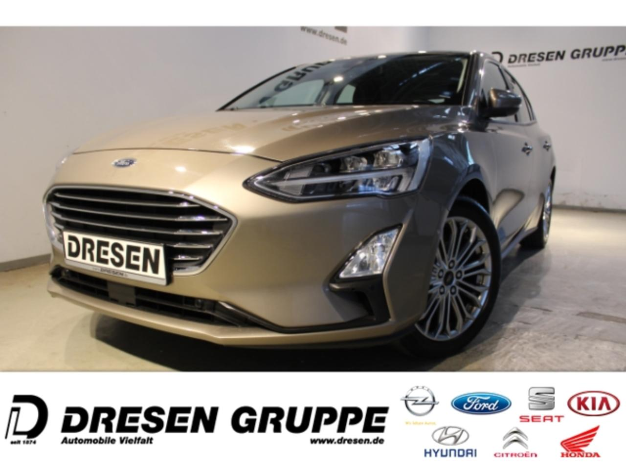 Ford Focus Titanium 1.0 EcoBoost Navi+HEAD-UP-Display+LED-Sch