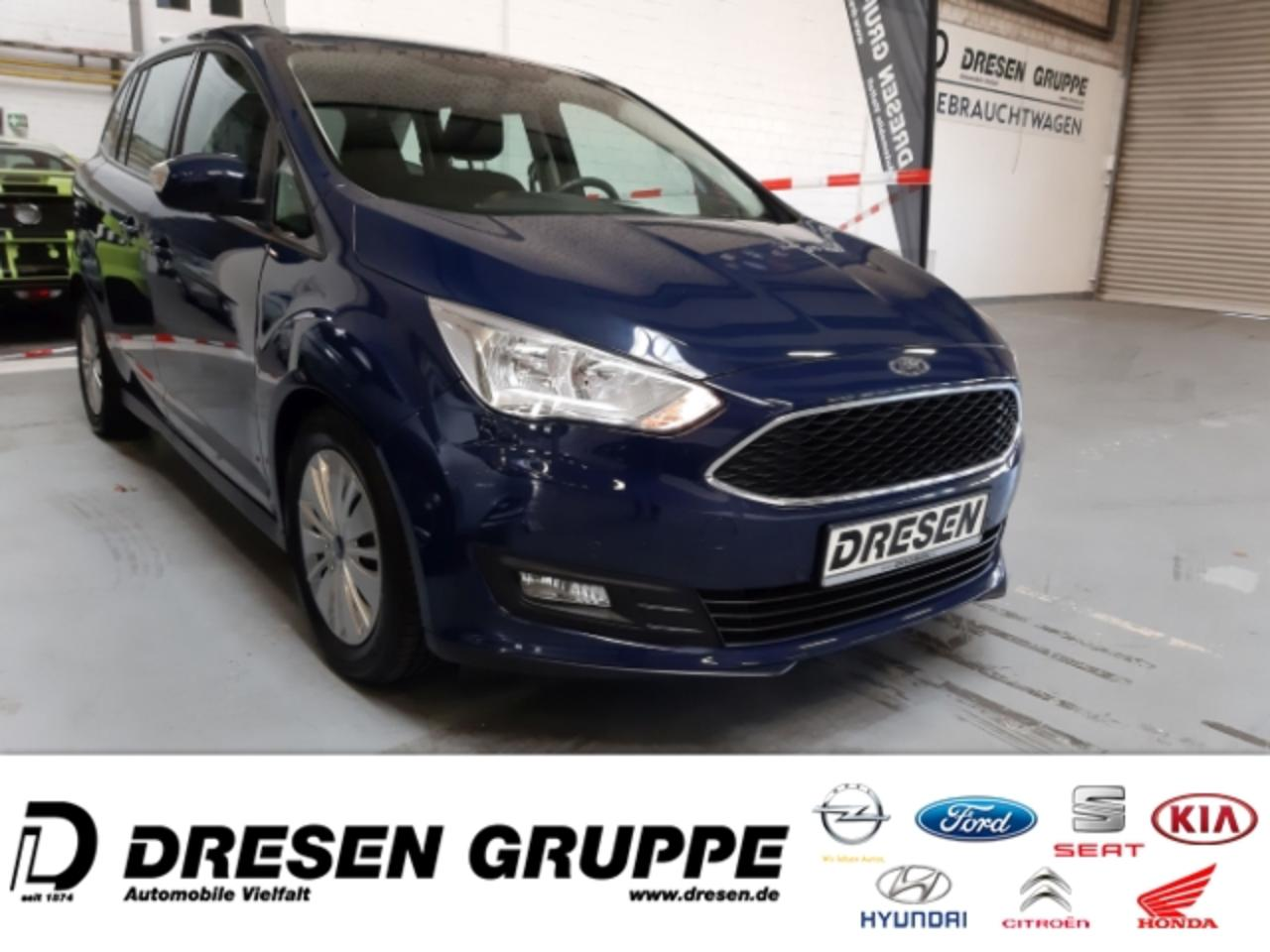 Ford Ford GRAND C-MAX Cool&Connect 1.5 TDCi,Navi,Teempomat