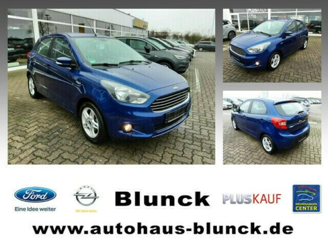 Ford Ka + COOL AND SOUND 5D 1,2L 85P