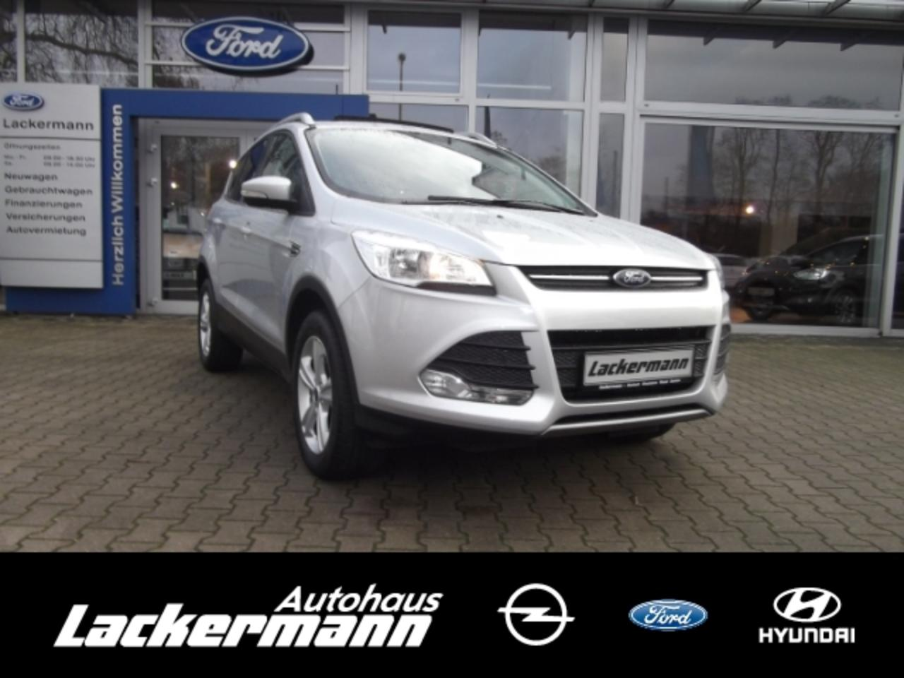 Ford Kuga 1.5 EcoBoost Trend Keyless El. Panodach Panorama M